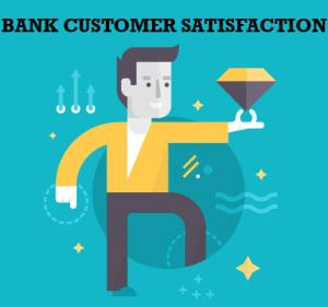 Satisfaction with Bank